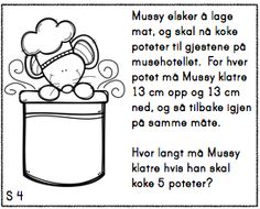 Skjermbilde 2015-08-30 kl. 10.37.40 Brain Teasers, Runes, Education, Maths, Tips, Children, 2nd Grade Class, First Grade, Young Children