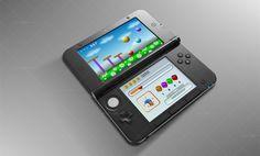 Nintendo DS Game Mockup