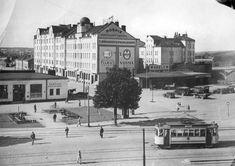 Viipuri ennen ja nyt - kuvat kertovat, kuinka kaupunki on muuttunut Viborg, Map Pictures, Good Old Times, Helsinki, Nostalgia, Louvre, Street View, Travel, Maps