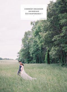 Comment organiser un mariage éco-responsable ? - Découvrez les conseils pour…