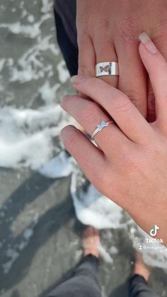 Cute Promise Rings, Matching Promise Rings, Matching Couple Rings, Cute Love Couple, Cute Couple Videos, Baby Sonogram, Aesthetic Couple, Ring For Boyfriend, Boy Best Friend Pictures