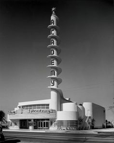Art - Deco / Academy Theater, Los Angeles, CA (S. Charles Lee, architect) DATE: 1940