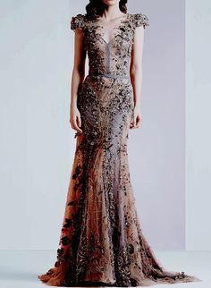 Ziad Nakad Haute Couture S/S 2014.