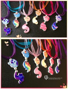 My Little Pony Necklaces - FOR SALE