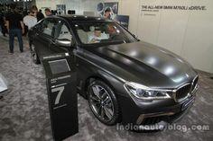 2016 #BMW 7 Series (BMW M760Li xDrive) - Auto China 2016