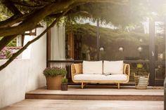 Nest sofa in sustain