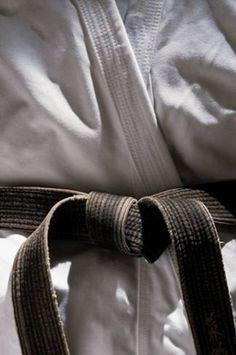 Karate gear.