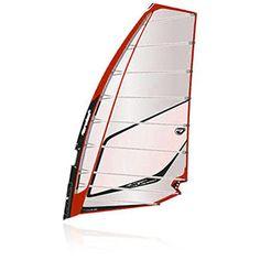 Aerotech Sails 2013 VMG-6.0-Red Windsurfing Sail