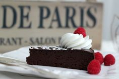 If it were easy to resist, it would not be called chocolate cake.  :D