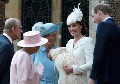 In Focus: Princess Charlotte's Christening