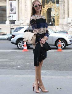 Paris Fashion Week Sept/Oct 2012