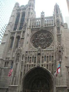 St. Thomas Church, Midtown, NYC