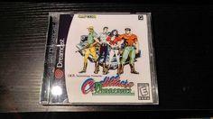 Cadillacs and Dinosaurs Sega Dreamcast reproduction