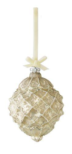 Christmas ornament by Lisbeth Dahl Copenhagen Autumn/Winter 13. #LisbethDahlCph #Magical #Christmas #Heart #Ornament