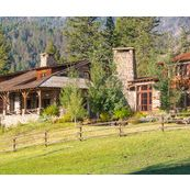 The owners of Moonlight Basin Ranch are from the southeast, and they wanted to start a tradition of skiing, hiking, and enjoying everything that comes with the classic Montana mountain lifestyle as a family. The home that we created for them was built on a spectacular piece of property within Moonlight Basin (Resort), in Big Sky, Montana. Ennis Montana, Moonlight Basin, Sawtooth Mountains, Cutting Horses, Cedar Posts, Montana Homes, Stucco Exterior, Yellowstone Park, The Originals Characters