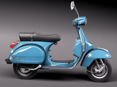 2012 Vespa PX Scooter – New Look for a 33 Year Old Model