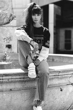 Black And White Photography, Punk, Street Style, Artist, Fashion, Black White Photography, Moda, Urban Taste, La Mode
