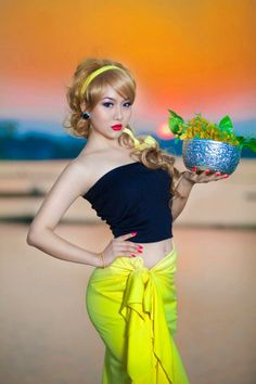 THINGYAN MAGAZINE | Myanmar Thingyan Fashion-1