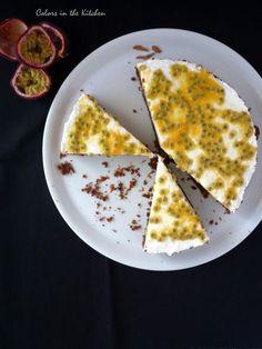 http://www.colorsinthekitchen.com/2012/05/maracujas-csokitorta.html Passion fruit chocolate cake