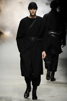 Damir Doma A/W 2010 - 2012 Men's collection