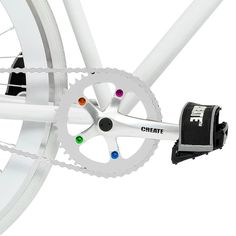 Love the Fixie details 2