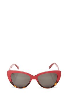 Capri Rose and Tortoiseshell Sunglasses by Prism Now Available on Moda Operandi