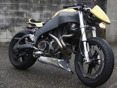 """Buell XB by Taste Concept Motorcycles   from """"Battle Cyclone"""" series   Japan"""