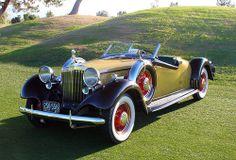 1932 Hupmobile Cabriolet Roadster 6