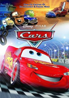 Cars!! I love this show :)