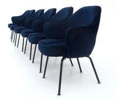 Vintage Saarinen Executive Chair by Eero Saarinen $599