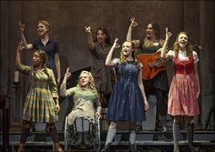 The success of Deaf West Theatre's Broadway revival of the 2006 rock musical, performed in American Sign Language and English, proves how culture thrives by serving more communities. Spring Awakening Broadway, Spring Nail Colors, Spring Nails, The Rocky Horror Picture Show, Spring Breakers, Dear Evan Hansen, Musical Theatre, Theatre Costumes, Sign Language