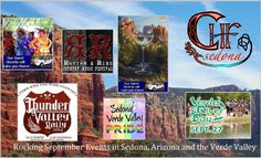 Sedona, Arizona and the Verde Valley are Rocking with Events and Festivals in September!