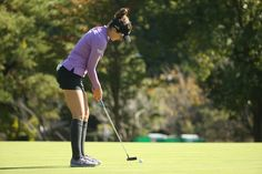 Sandra Gal Photos - Sandra Gal of Germany putts on the 3rd green during the first round of the TOTO Japan Classics 2016 at the Taiheiyo Club Minori Course on November 4, 2016 in Omitama, Japan. - TOTO Japan Classics 2016 - Day 1