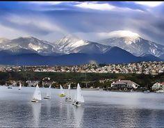 Mission Viejo Lake - Mission Viejo, California