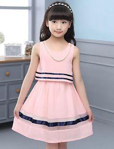 Vestidos de Moda para Niña Baby Girl Party Dresses, Girls Dresses Online, Sailor Dress, Kids Fashion, Fashion Design, Kids Outfits, Style Inspiration, Summer Dresses, Lady