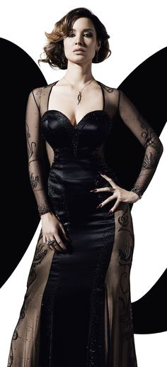 Berenice Marlohe Skyfall Dress Berenice Marlohe-LMK-0...