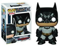 POP Heroes 52 Batman Arkham Asylum #Batman Vinyl Figure - Midtown Comics