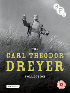The Carl Theodor Dreyer Collection: Master of the House (1925) | Good Mothers (1942) | Day of Wrath (1943) | The Fight Against Cancer (1947) | The Village Church (1947) | They Caught the Ferry (1948) | Thorsvaldsen (1949) | Storstrom Bridge (1950) | A Castle Within a Castle (1955) | Ordet (1955) | Gertrud (1964) - Blu-Ray (BFI Ltd. Region B) Release Date: Available Now (Amazon U.K.)
