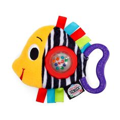 Bright Starts Shake, Rattle & Swim Fish available online at http://www.babycity.co.uk/