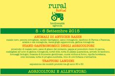"""Rural Festival 2015, un grande successo. Gli organizzatori rilanciano: """"la fattoria resterà aperta sempre"""""""
