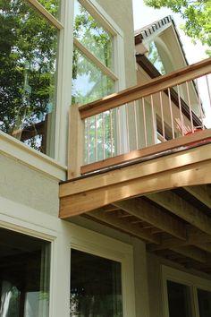 Guehne Made   Kansas City | Home Remodeling | Home Styling | Custom  Woodworks | Custom Furniture: A Guehne Made Custom Built Deck In Leawood,  Kansas