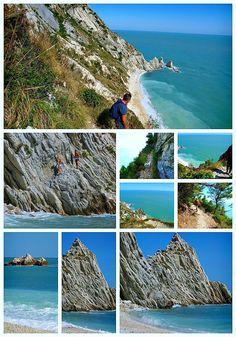 Escursione le Due Sorelle, Monte Conero, Ancona