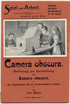 Camera Obscura for the family