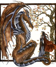 Amy Brown Fairy Dragon Amy brown_the art of amy brown ...