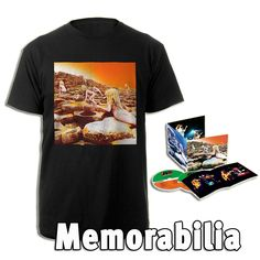 All things Led Zeppelin. Find classic imports and other memorabilia. Cool Tees, Cool T Shirts, Best Rock Bands, Celebration Day, John Bonham, Best Tank Tops, Jimmy Page, Robert Plant, T Shirts With Sayings