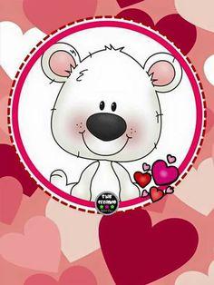 Scrapbook Images, My Scrapbook, Bear Felt, Luna Star, Pocket Scrapbooking, Cute Clipart, Animal Cards, Pattern Illustration, Happy Weekend