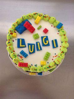 Lego Cake   ❤