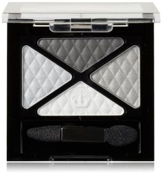 Rimmel GlamEyes Quad Eye Shadow Smokey Noir ** Learn more by visiting the image link. (This is an affiliate link)