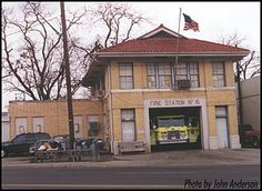 Old San Antonio Fire Stations Lone Star State, Police Officer, San Antonio, Childhood Memories, Sweet Home, Texas, Fire, Events, Mansions