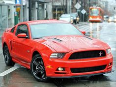 Ford Mustang 5.0 GT California Special Package